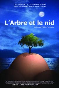 affiche arbre et le nid